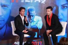 SRK, Karan Johar Urge Fans to Say 'No' To Spoilers