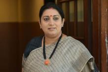 BJP to Work for Women if Voted to Power in Meghalaya: Smriti Irani