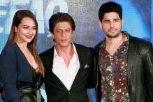 Shah Rukh Khan promotes Sidharth, Sonakshi's Ittefaq