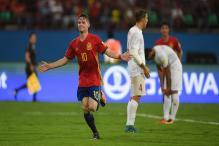 FIFA U-17 World Cup: Spain Outplay Iran 3-1 To Seal Semi-final Berth