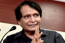 India 'Very Strongly' Raised H-1B Visa Issue With US, Says Suresh Prabhu