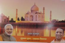 Damage Control: UP Govt Launches Heritage Calendar Featuring Taj Mahal