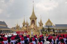 King Bhumibol Adulyadej's Royal Funeral Procession