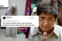 Kiran Bedi Trolled Over Sharing A Fake Video Of Narendra Modi's Mother