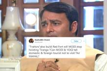 Twitter Unhappy After BJP MLA Sangeet Som's Comments On Taj Mahal