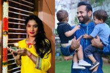 Here's How Our Favourite Cricketers Celebrated Diwali