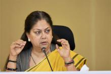 Raje Govt Buckles Under Pressure, Sends Gag Bill to Select Committee