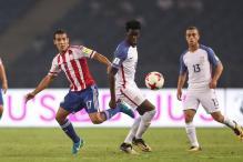 FIFA U-17 World Cup: Weah Jr Lights Up Capital Ahead of Diwali, Announces Arrival