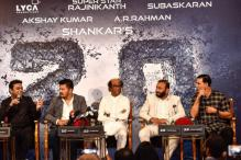 2.0 Press Meet: Here's How Rajinikanth, Akshay, Amy Took Dubai by Storm