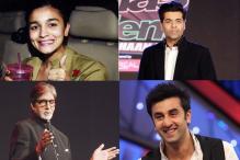 Karan Johar Unites With Big B, Ranbir Kapoor and Alia Bhatt For Brahmastra Trilogy