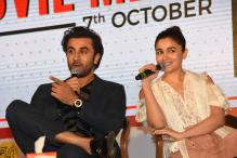 Alia, Ranbir Talk About Each Other's 'Presence' On Social Media