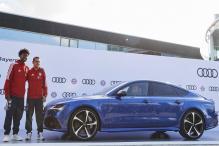 Football Club FC Bayern Munich Players Get New Audi Cars [Video]