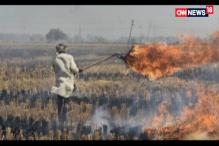 Watch: Time Now For Stubble Burning Ban