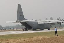 Indian Air Force Fighter Jets Touch Down on Lucknow-Agra Expressway