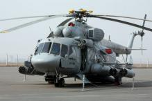 IAF Chopper Ferrying Kerosene Bursts  at 17,000 Feet in Tawang, 7 Killed
