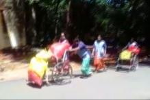 Wheelchairs Used for Garbage as Patients Suffer in Andhra Hospitals