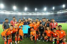 India Embraces the World; FIFA Under-17 World Cup Set to Get Underway