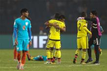 FIFA U-17 World Cup: Jeakson Creates History but Colombia Beat India 2-1