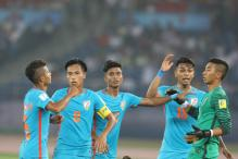 FIFA U-17 World Cup: India Face Test of Character Against Ghana