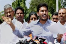 As Jagan Seeks Blessings Before His Padayatra, Another of His MLA Switches Sides
