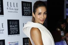 Malaika Set Pulses Racing in a White Gaurav Gupta Gown at a Recent Event; See Pic