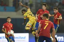 FIFA U-17 World Cup: Spanish Armada Strike Twice to Book Finals Berth