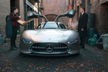 Warner Brother's Justice League to Feature Mercedes-AMG Vision GT Concept [Video]