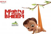 Netflix Announces First Original Animated Series from India, Mighty Little Bheem