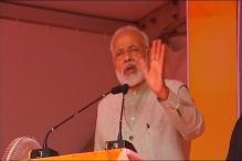 Congress Speaking the Language of Kashmiri Separatists, Says PM Modi