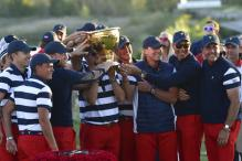 US Polish Off Lopsided Presidents Cup Win