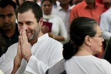 Rahul Gandhi's Coronation on Agenda in Congress Working Committee Meet After Diwali