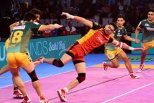 Pro Kabaddi League: Rohit Kumar Scripts History as Bulls Thrash Yoddha