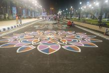FIFA U-17 World Cup: Kolkata's Colourful Welcome For The Final
