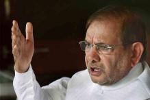 Sharad Yadav Faction Announces Election to JD(U) Posts