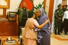 India, Bangladesh Resolve to Fight the Scourge of Terror Together