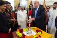 Donald Trump Celebrates Diwali at White House, says I Greatly Value My Relationship With PM Modi