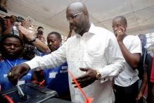 FIFA U-17 World Cup: Team USA Supporting  Weah's Presidential Run