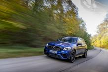 Mercedes-AMG GLC 63 S 4Matic+ Pushes the Performance Limits