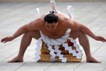 Mongolian Sumo Wrestler Apologises after Beer Bottle Assault on Fellow Wrestler