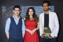 Zareen Khan & Gautam Rode Unveil New Trailer of Aksar 2