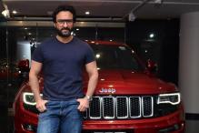 Bollywood Actor Saif Ali Khan Gifts Himself Jeep Grand Cherokee SRT Worth Rs 1.07 Crore