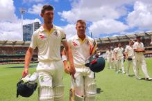 Ashes 2017: Bancroft, Bairstow Play Down 'Headbutt' Incident