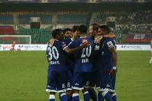 ISL 2017: Chennaiyin FC Beat NorthEast United 3-0, Clinch 20th Win in Competition