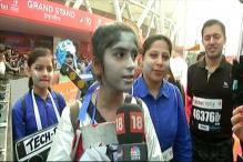 13th Edition of Delhi Half Marathon Held Today