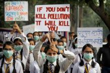 Delhi Smog: Kids March for Pollution Awareness