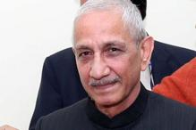 J&K Interlocutor Dineshwar Sharma Meets Hurriyat Leader Abdul Ghani Bhat