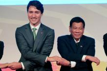 Philippines' Duterte Berates Canada's Trudeau For Questioning His War on Drugs