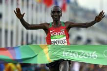 Eliud Kipchoge to Make London Marathon Return in 2018