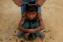 Inside Pictures from the Rohingya Refugee Camps