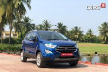 All-New Ford EcoSport First Drive Review: The Return of The King